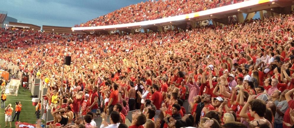 Raleigh - NCSU football game