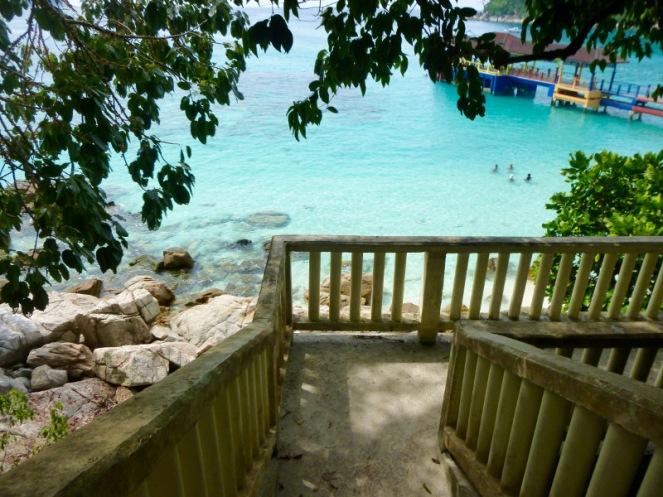 du coral view au perhentian island resort
